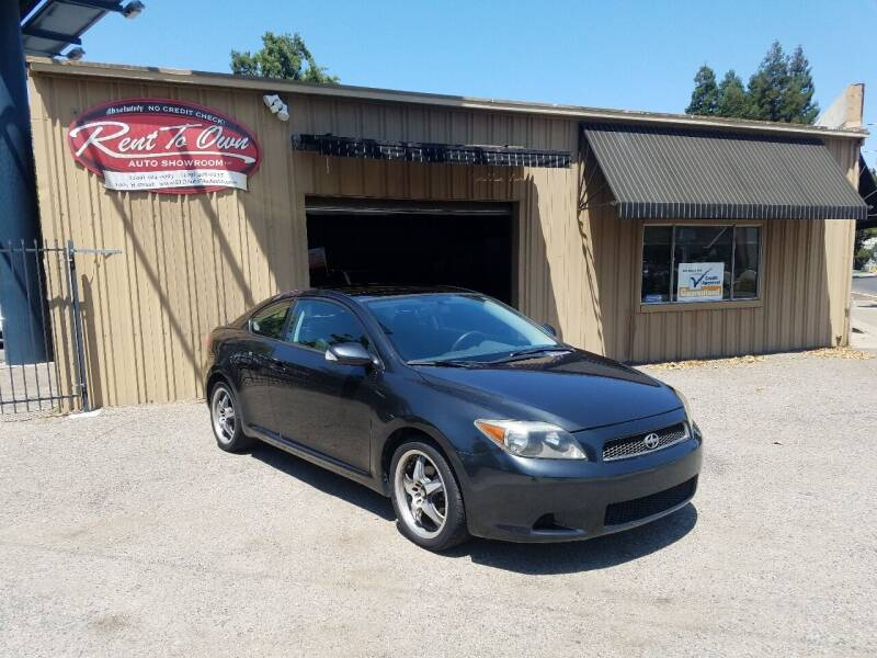 2007 Scion tC for sale at Rent To Own Auto Showroom LLC - Rent To Own Inventory in Modesto CA