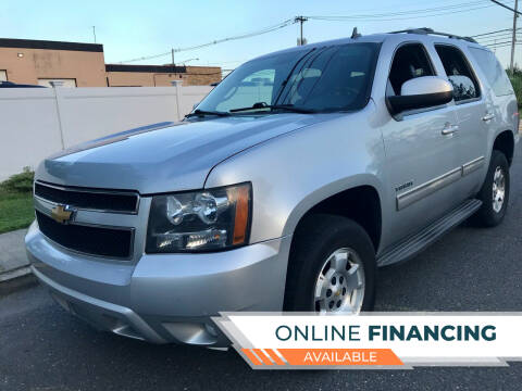 2012 Chevrolet Tahoe for sale at New Jersey Auto Wholesale Outlet in Union Beach NJ