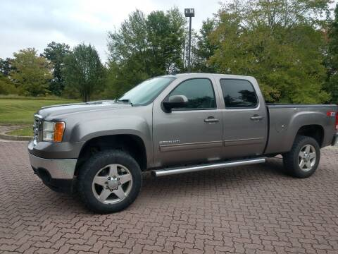 2012 GMC Sierra 2500HD for sale at CARS PLUS in Fayetteville TN