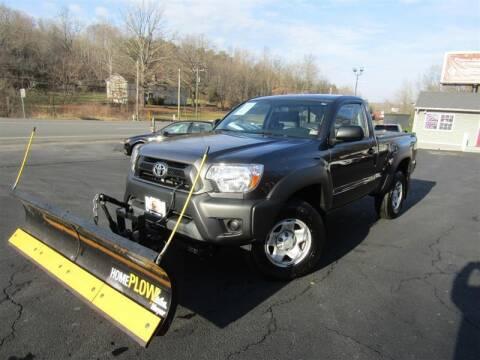 2013 Toyota Tacoma for sale at Guarantee Automaxx in Stafford VA