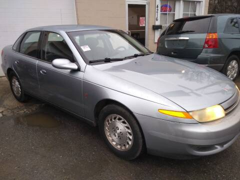 2001 Saturn L-Series for sale at Sparks Auto Sales Etc in Alexis NC