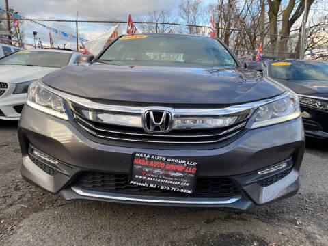 2016 Honda Accord for sale at Nasa Auto Group LLC in Passaic NJ