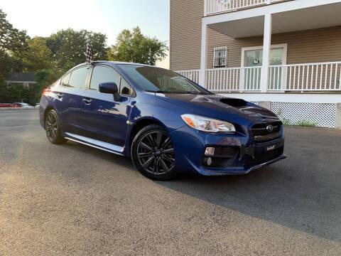 2015 Subaru WRX for sale at PRNDL Auto Group in Irvington NJ