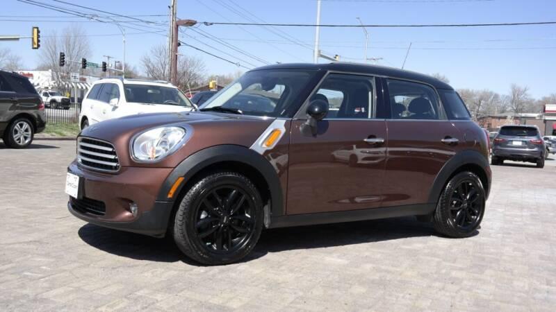 2013 MINI Countryman for sale at Cars-KC LLC in Overland Park KS
