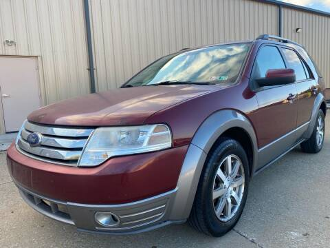 2008 Ford Taurus X for sale at Prime Auto Sales in Uniontown OH