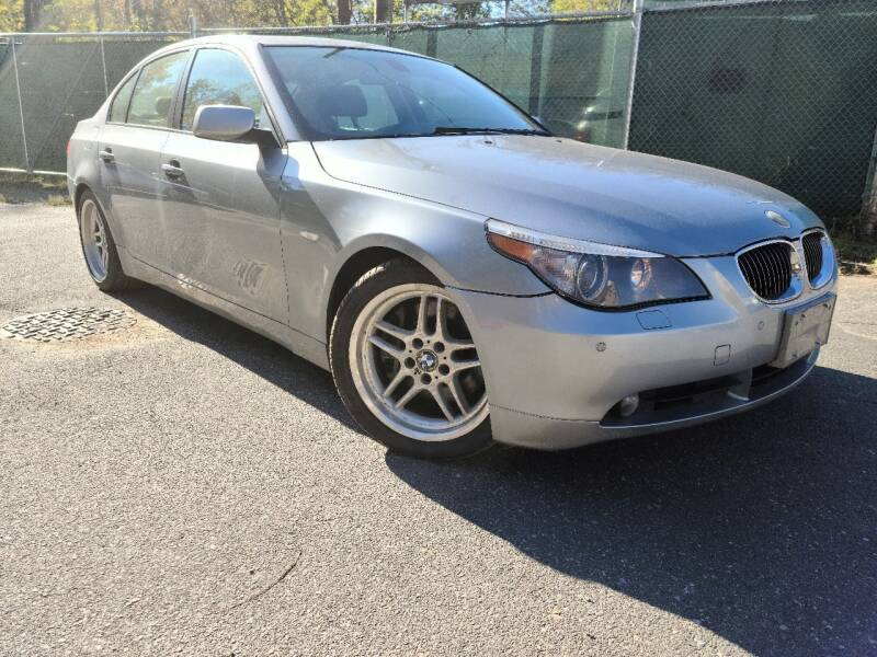 2005 BMW 5 Series for sale at KOB Auto Sales in Hatfield PA