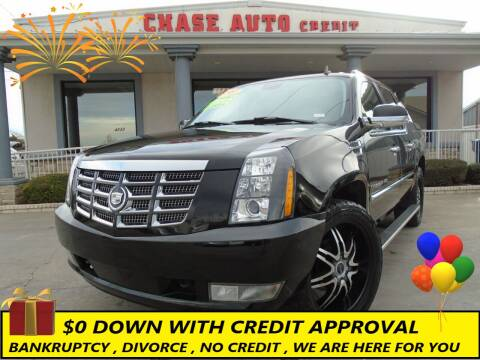 2007 Cadillac Escalade EXT for sale at Chase Auto Credit in Oklahoma City OK