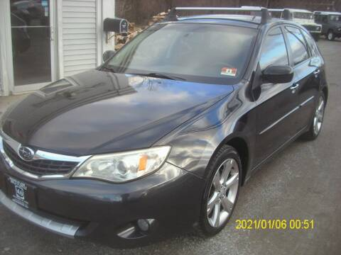 2009 Subaru Impreza for sale at Motors 46 in Belvidere NJ