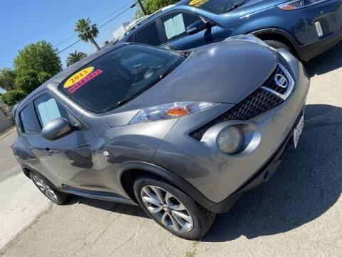 2012 Nissan JUKE for sale at New Start Motors in Bakersfield CA