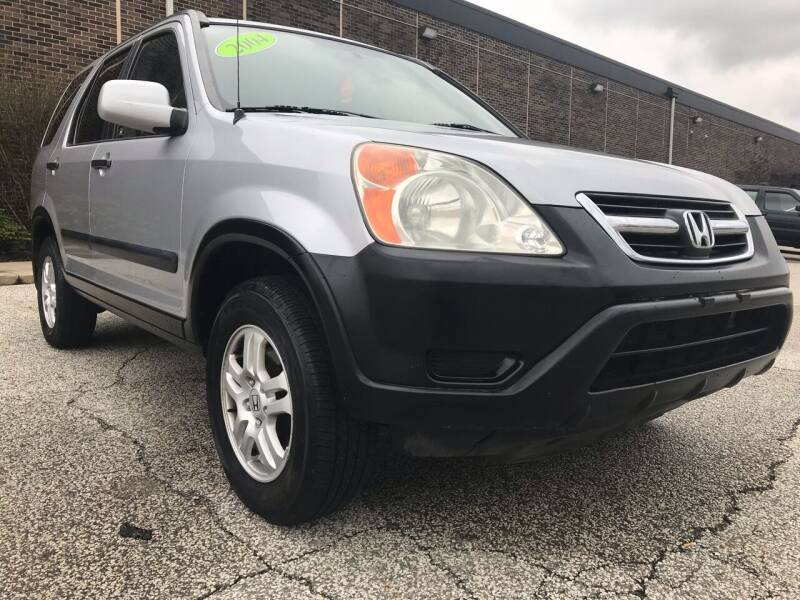 2004 Honda CR-V for sale at Classic Motor Group in Cleveland OH