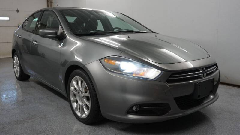 2013 Dodge Dart for sale at World Auto Net in Cuyahoga Falls OH