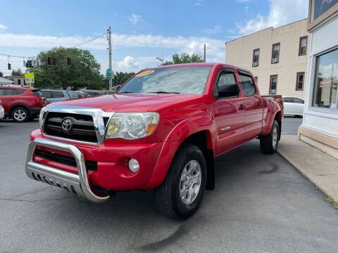 2008 Toyota Tacoma for sale at ADAM AUTO AGENCY in Rensselaer NY