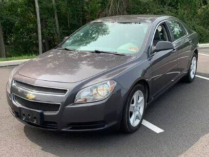 2010 Chevrolet Malibu for sale at Broadway Garage of Columbia County Inc. in Hudson NY