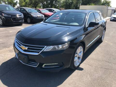 2014 Chevrolet Impala for sale at Ital Auto in Oklahoma City OK