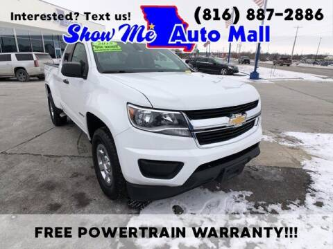 2018 Chevrolet Colorado for sale at Show Me Auto Mall in Harrisonville MO