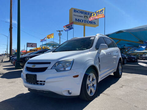 2014 Chevrolet Captiva Sport for sale at Borrego Motors in El Paso TX