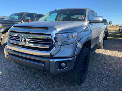 2016 Toyota Tundra for sale at Truck Buyers in Magrath AB