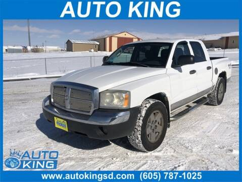 2005 Dodge Dakota for sale at Auto King in Rapid City SD
