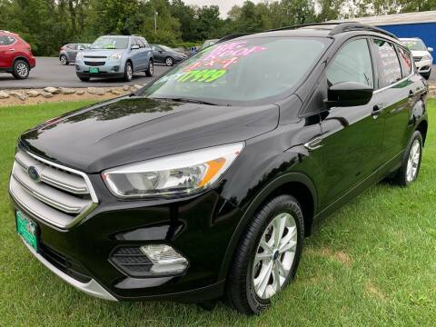2018 Ford Escape for sale at FREDDY'S BIG LOT in Delaware OH