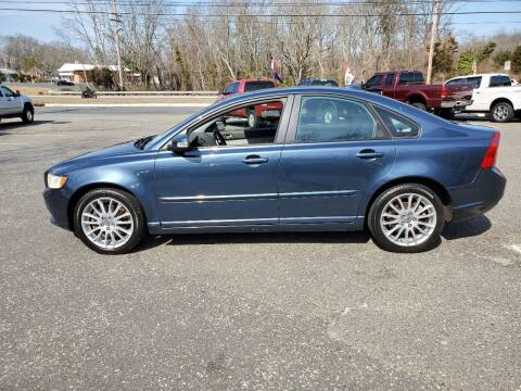 2009 Volvo S40 for sale at CANDOR INC in Toms River NJ
