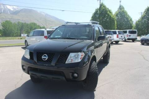 2011 Nissan Frontier for sale at REVOLUTIONARY AUTO in Lindon UT