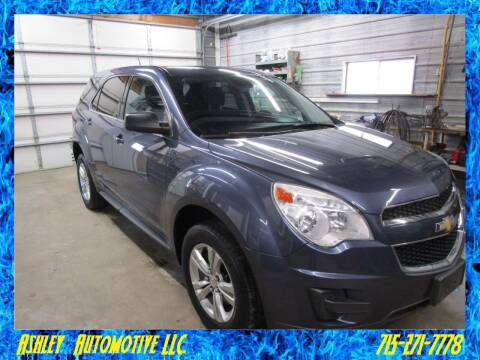 2014 Chevrolet Equinox for sale at Ashley Automotive LLC in Altoona WI