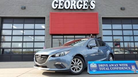 2016 Mazda MAZDA3 for sale at George's Used Cars - Pennsylvania & Allen in Brownstown MI