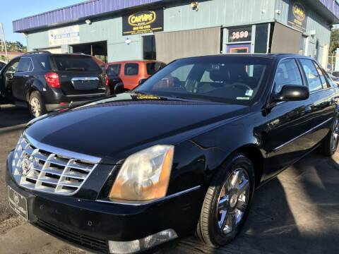2007 Cadillac DTS for sale at CAR VIPS ORLANDO LLC in Orlando FL