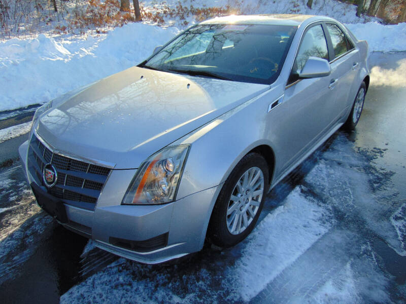2011 Cadillac CTS for sale at Lakewood Auto in Waterbury CT
