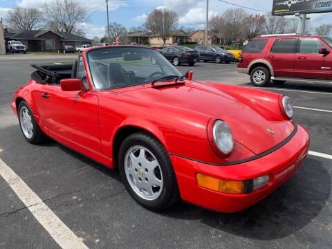 1991 Porsche 911 for sale at Hillside Motors in Jamestown KY