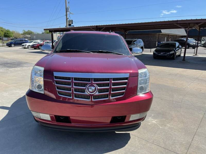 2007 Cadillac Escalade ESV for sale at Kansas Auto Sales in Wichita KS