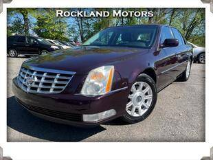 2008 Cadillac DTS for sale in West Nyack, NY