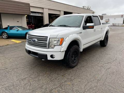 2009 Ford F-150 for sale at Dean's Auto Sales in Flint MI