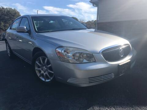 2008 Buick Lucerne for sale at No Full Coverage Auto Sales in Austell GA