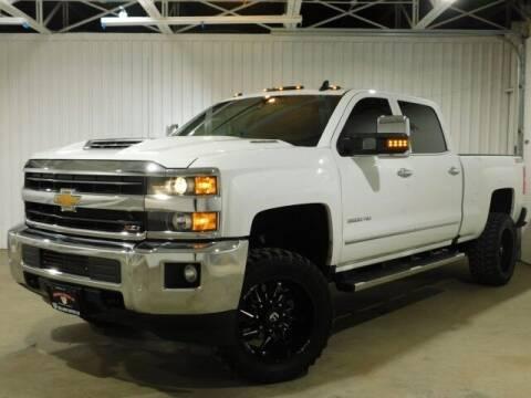 2018 Chevrolet Silverado 2500HD for sale at Bulldog Motor Company in Borger TX