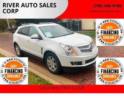 2012 Cadillac SRX for sale at RIVER AUTO SALES CORP in Maywood IL