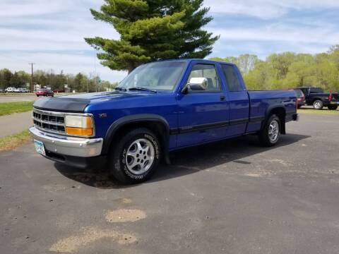 1996 Dodge Dakota for sale at Shores Auto in Lakeland Shores MN