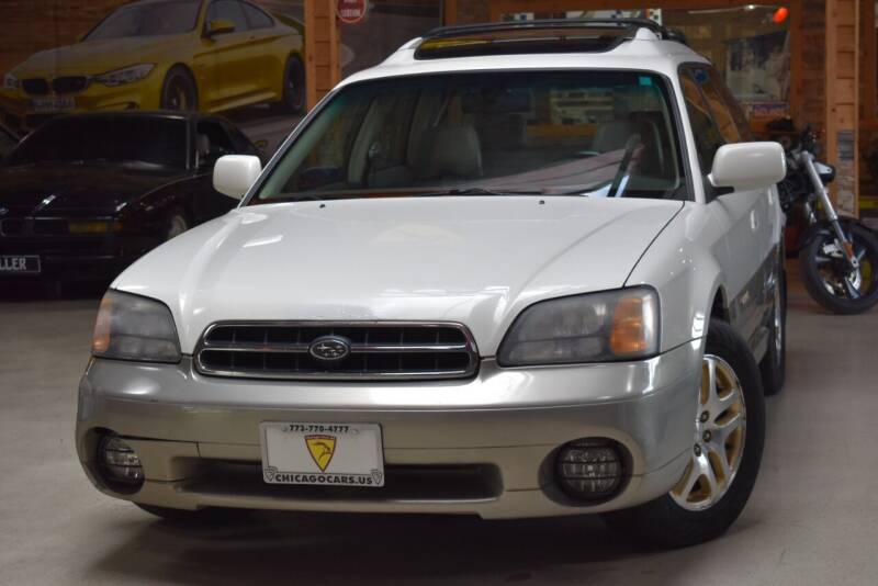 2000 Subaru Outback for sale at Chicago Cars US in Summit IL
