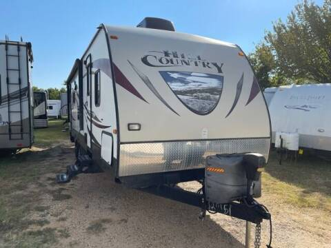 2013 Crossroads Hill Country 29RL for sale at Buy Here Pay Here RV in Burleson TX