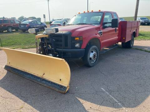 2008 Ford F-350 Super Duty for sale at BERG AUTO MALL & TRUCKING INC in Beresford SD