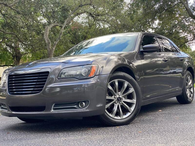 2014 Chrysler 300 for sale at HIGH PERFORMANCE MOTORS in Hollywood FL