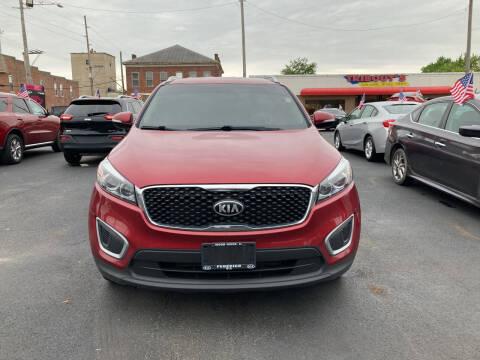 2016 Kia Sorento for sale at Savannah Motors in Belleville IL