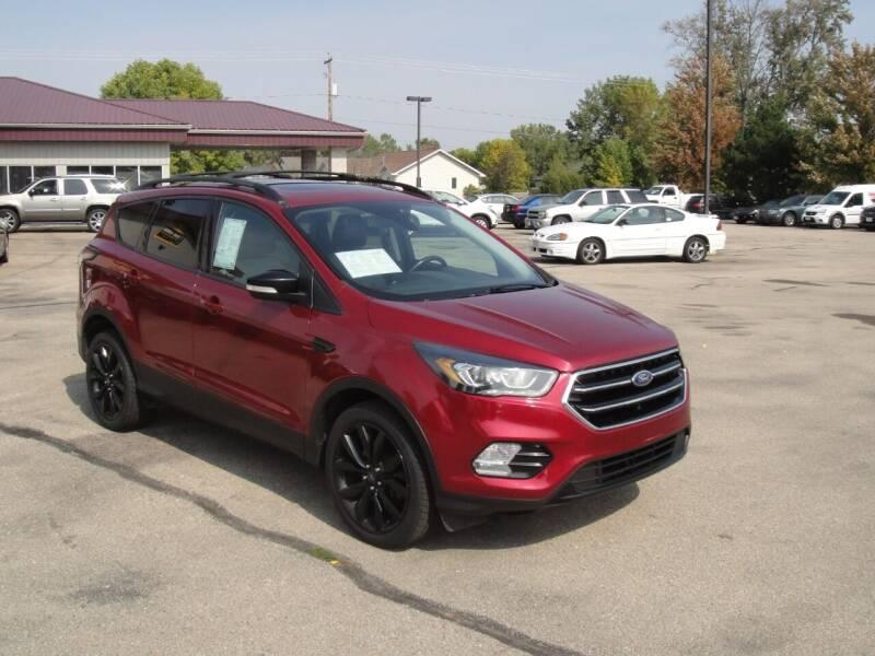 2017 Ford Escape for sale at Turn Key Auto in Oshkosh WI