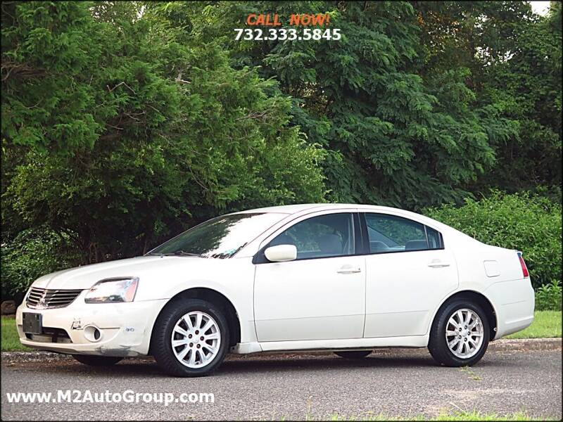 2007 Mitsubishi Galant for sale at M2 Auto Group Llc. EAST BRUNSWICK in East Brunswick NJ