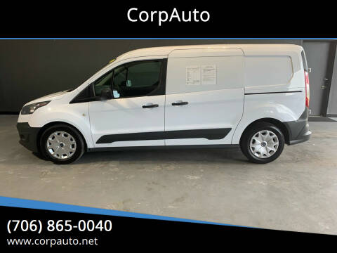2016 Ford Transit Connect Cargo for sale at CorpAuto in Cleveland GA