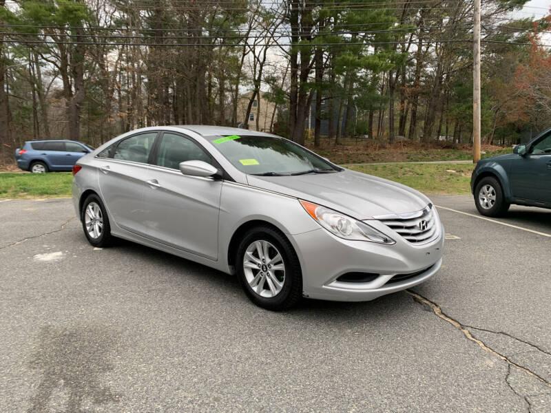 2011 Hyundai Sonata for sale at Ric's Auto Sales in Billerica MA