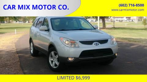 2008 Hyundai Veracruz for sale at CAR MIX MOTOR CO. in Phoenix AZ
