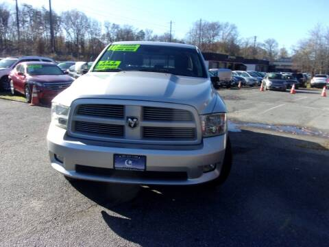 2011 RAM Ram Pickup 1500 for sale at Balic Autos Inc in Lanham MD