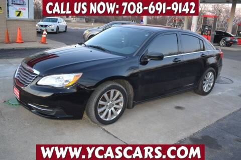 2011 Chrysler 200 for sale at Your Choice Autos - Crestwood in Crestwood IL