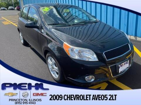 2009 Chevrolet Aveo for sale at Piehl Motors - PIEHL Chevrolet Buick Cadillac in Princeton IL